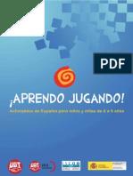 Español para niños. Aprendo Jugando