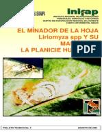 Manejo de Liriomyza