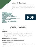 Técnicas de Confianza.doc