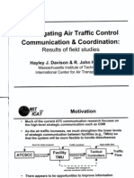 T8 B17 FAA Trips 1 of 3 Fdr- Briefing Slides- Investigating Air Traffic Control Communication and Coordination