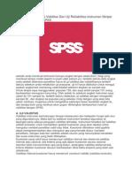 Cara Menghitung Uji Validitas Dan Uji Reliabilitas Instrumen Skripsi Kuantitatif Dengan SPSS