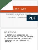 Sistematica de Las Aves. 2013.