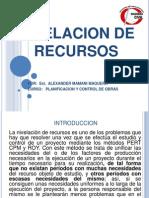 Alexander Nivelacion de Recursos