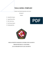 Analisis Asam Salisilat dalam Krim Anti Jerawat