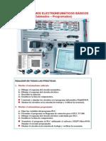 Prácticas 1 AUTOMATISMOS ELECTRONEUMÁTICOS BÁSICOS (Cableados-Programados)
