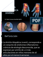 Artritis Idiopatica Juvenil R3PM CS