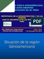 15 Guillermo Vega Alvear - Importancia de La Infraestructura y de Los Puertos Para El Desarrollo de Las Regiones en El Peru