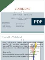 Control I - Viabilidad