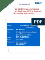 Informe Dinamico Motores Cartonal Fibra Corta. Final Noviembre 2013