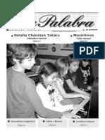 """Notas a """"Musichicos"""" y a su Creadora, Natalia Cháneton Takács, en el Diario """"La Opinión"""""""