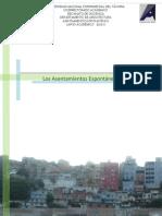 Los Asentamientos Espontáneos.docx