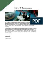 MLX90614 IR Thermometer