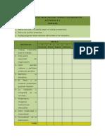 lista de cotejo para evaluar trabajo colaborativo