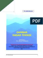 Gambar Dasar Teknik (1) Book