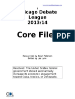 Chicago Labs Core File 2013-2014