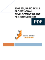 Midterm Progress Report