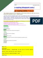 Develop Coping Skills eBook 1