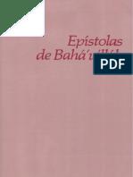 Epístolas de Bahá'u'lláh Reveladas Após o Kitáb-i-Aqdas parte+1