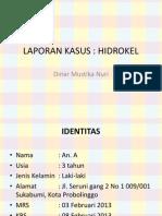132578003 Lapsus Hidrokel Ppt Ppt