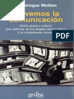Wolton Dominique - Salvemos La Comunicacion