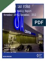 PN Facility Report WEEK 49