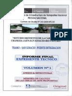 (1)  Anexo de Estructuras _Memoria de Cálculo  alcantarillas