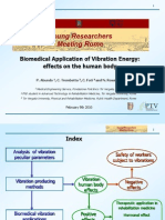 13 Bio Medical Application of Vibration Energy