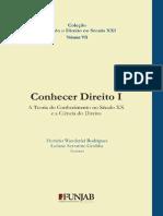 VD Vol VII Conhecer o Direito I 14-11-2012x (1)