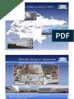 DoorHan Group Presentation 2009