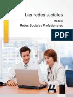 Redes Sociales Profesionales