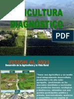 Agricultura y diagnóstico