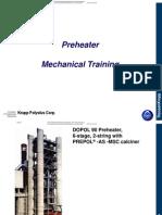 Preheat Mechanics