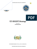 NSA SIGINT Strategy 2012-2016