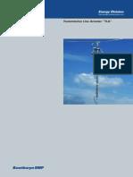 TLA Descargadores para Líneas de Transmisión