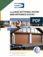 Complete Sectional Doors Catalog 2009