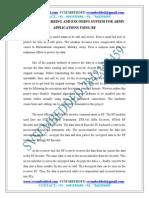 566. Data Transferring Cum Encoding System for Army Applications Using RF Module