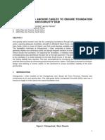 Dam - Sancold Paper