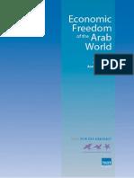 Economic Freedom of the Arab World 2013 Annual Report