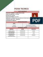 Ficha Tecnica Norelis