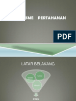 Defense Mechanism presentation psychiatry