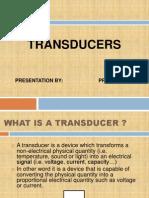 Transducers ppt