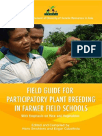 Field Guide Farmer Plant Breeding