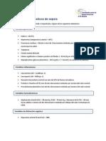 Criterios Dx de sepsis año 2013