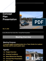 Town Center Concept Plan Presentation, May 15, 2008″