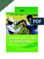 Framework Farmer Plant Breeding
