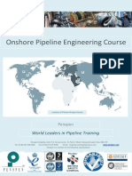 Onshore Pipeline EngineeringOnshore Pipeline Engineering