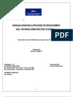 Project Jims Report-priyanka