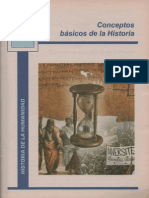 HistoriaDeLaHumanidad_IConceptosBasicos