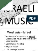Israeli Music...