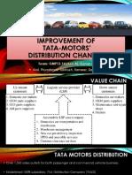 TATA Motors Distribution